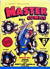 Cover for Master Comics (Cleland, 1942 ? series) #1