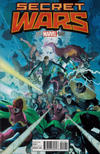 Cover Thumbnail for Secret Wars (2015 series) #1 [Esad Ribic Retailer Incentive Promo Variant]