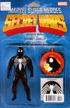 Cover Thumbnail for Secret Wars (2015 series) #1 [John Tyler Christopher Action Figure Variant]