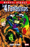 Cover for Marvel Héroes (Panini España, 2012 series) #62 - Los 4 Fantásticos de John Byrne 4