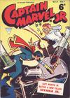 Cover for Captain Marvel Jr. (L. Miller & Son, 1953 series) #8