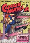 Cover for Captain Marvel Jr. (L. Miller & Son, 1953 series) #16