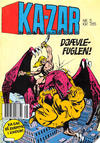Cover for Ka-Zar (Winthers Forlag, 1983 series) #5