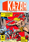 Cover for Ka-Zar (Winthers Forlag, 1983 series) #7