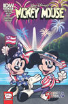 Cover for Mickey Mouse (IDW, 2015 series) #1 / 310 [Comics To Astonish exclusive]
