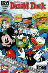 Cover for Donald Duck (IDW, 2015 series) #1 / 368 [San Diego Comic Con exclusive]