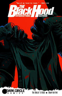 Cover Thumbnail for The Black Hood (Archie, 2015 series) #5