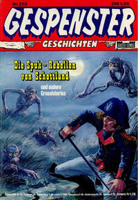 Cover Thumbnail for Gespenster Geschichten (Bastei Verlag, 1974 series) #256