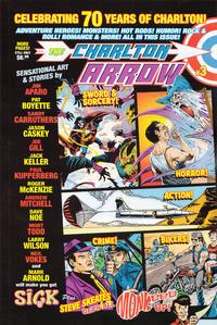 Cover Thumbnail for The Charlton Arrow (Comicfix, 2014 series) #3
