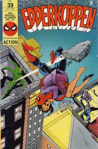 Cover Thumbnail for Edderkoppen (Interpresse, 1984 series) #39