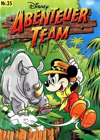 Cover Thumbnail for Abenteuer Team (Egmont Ehapa, 1996 series) #35