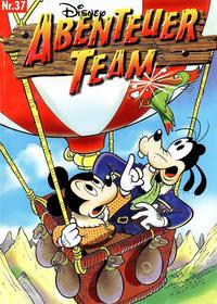 Cover Thumbnail for Abenteuer Team (Egmont Ehapa, 1996 series) #37