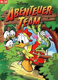 Cover Thumbnail for Abenteuer Team (Egmont Ehapa, 1996 series) #38
