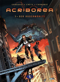 Cover Thumbnail for Acriborea (Bunte Dimensionen, 2007 series) #1 - Der Auserwählte