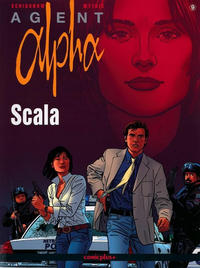Cover Thumbnail for Agent Alpha (comicplus+, 1997 series) #9 - Scala