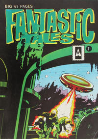 Cover Thumbnail for Fantastic Tales (Thorpe & Porter, 1963 series) #2