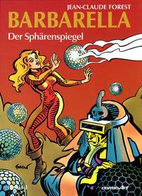 Cover Thumbnail for Barbarella (Carlsen Comics [DE], 1991 series) #4 - Der Sphärenspiegel