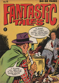 Cover Thumbnail for Fantastic Tales (Thorpe & Porter, 1963 series) #15