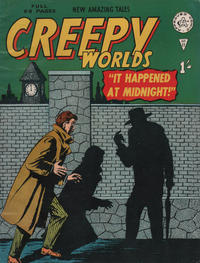 Cover Thumbnail for Creepy Worlds (Alan Class, 1962 series) #11