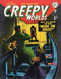 Cover Thumbnail for Creepy Worlds (Alan Class, 1962 series) #14