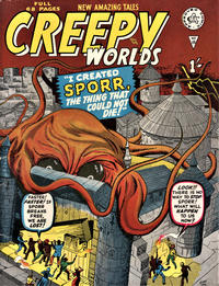 Cover Thumbnail for Creepy Worlds (Alan Class, 1962 series) #18