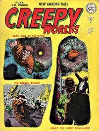 Cover Thumbnail for Creepy Worlds (Alan Class, 1962 series) #5