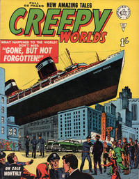 Cover Thumbnail for Creepy Worlds (Alan Class, 1962 series) #19