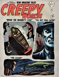 Cover Thumbnail for Creepy Worlds (Alan Class, 1962 series) #20
