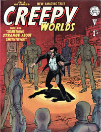 Cover Thumbnail for Creepy Worlds (Alan Class, 1962 series) #22