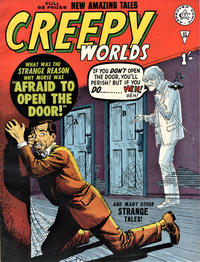 Cover Thumbnail for Creepy Worlds (Alan Class, 1962 series) #24