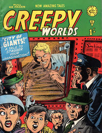 Cover Thumbnail for Creepy Worlds (Alan Class, 1962 series) #25