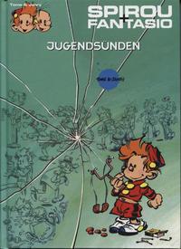 Cover Thumbnail for Spirou + Fantasio (Tandem Verlag, 2011 series) #[nn] - Jugendsünden