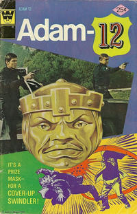 Cover Thumbnail for Adam-12 (Western, 1973 series) #10 [Whitman]