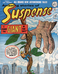 Cover Thumbnail for Amazing Stories of Suspense (Alan Class, 1963 series) #12