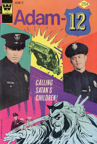 Cover Thumbnail for Adam-12 (Western, 1973 series) #5 [Whitman]