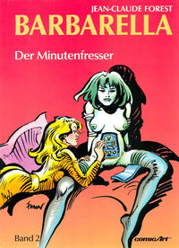 Cover Thumbnail for Barbarella (Carlsen Comics [DE], 1991 series) #2 - Der Minutenfresser