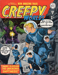 Cover Thumbnail for Creepy Worlds (Alan Class, 1962 series) #27