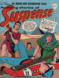Cover Thumbnail for Amazing Stories of Suspense (Alan Class, 1963 series) #48