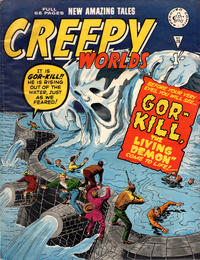 Cover Thumbnail for Creepy Worlds (Alan Class, 1962 series) #28
