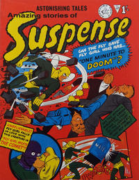 Cover Thumbnail for Amazing Stories of Suspense (Alan Class, 1963 series) #97
