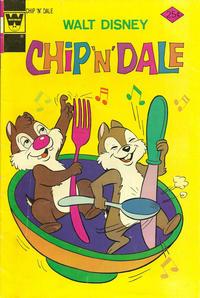 Cover Thumbnail for Walt Disney Chip 'n' Dale (Western, 1967 series) #30 [Whitman]