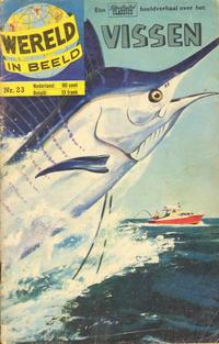 Cover Thumbnail for Wereld in beeld (Classics/Williams, 1960 series) #23 - Vissen