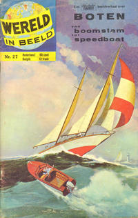 Cover Thumbnail for Wereld in beeld (Classics/Williams, 1960 series) #27 - Boten