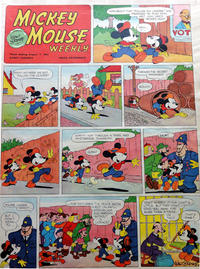 Cover Thumbnail for Mickey Mouse Weekly (Odhams, 1936 series) #743