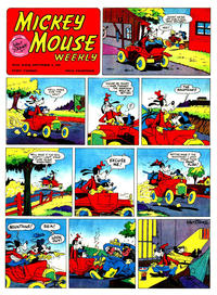 Cover Thumbnail for Mickey Mouse Weekly (Odhams, 1936 series) #747