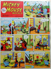 Cover Thumbnail for Mickey Mouse Weekly (Odhams, 1936 series) #749