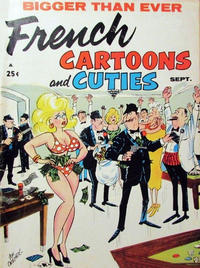 Cover Thumbnail for French Cartoons and Cuties (Candar, 1956 series) #33