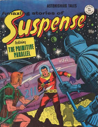 Cover Thumbnail for Amazing Stories of Suspense (Alan Class, 1963 series) #238