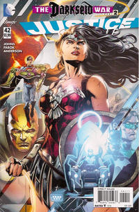 Cover Thumbnail for Justice League (DC, 2011 series) #42
