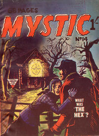 Cover Thumbnail for Mystic (L. Miller & Son, 1960 series) #14